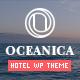 WordPress Hotel Theme - Oceanica - ThemeForest Item for Sale