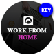 Work From Home Keynote Template - GraphicRiver Item for Sale