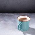 Old mug with hot chocolate milk - PhotoDune Item for Sale
