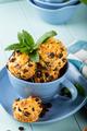 Fresh homemade delicious raisins muffins - PhotoDune Item for Sale