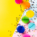 Festive background with colorful gift presents - PhotoDune Item for Sale