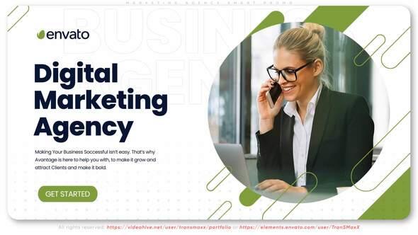 Marketing Agency Smart Promo
