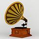 Grammofon - 3DOcean Item for Sale