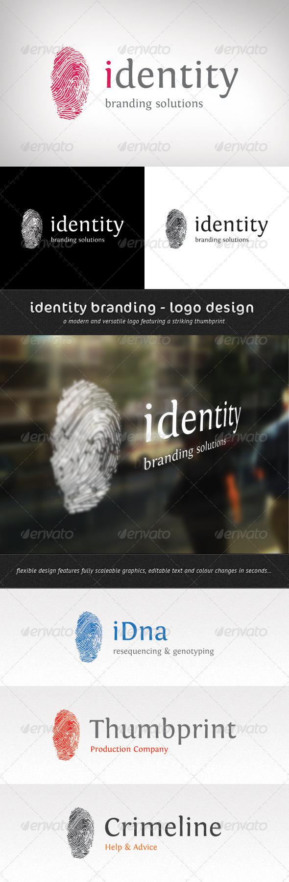 Identity Branding - Logo Template