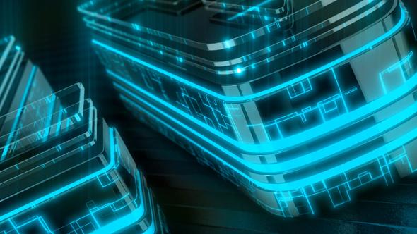 Neon Techno Logo_v2