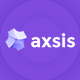 axsis - React App Landing Template - ThemeForest Item for Sale