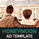 Tour & Travel | Honeymoon Booking Banner (TT007) - CodeCanyon Item for Sale