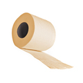 The roll of yellow toilet paper isolated - PhotoDune Item for Sale