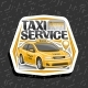 Vector Logo for Taxi Service - GraphicRiver Item for Sale