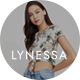 Lynessa - Fashion Store HTML Template - ThemeForest Item for Sale