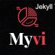 Myvi – Personal Portfolio Jekyll Theme. - ThemeForest Item for Sale