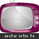 Retro TV 01 - GraphicRiver Item for Sale
