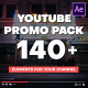 YouTube Promo Pack - VideoHive Item for Sale
