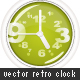 Wall Clock 01 - GraphicRiver Item for Sale