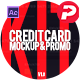 Credit Card Mockups And Promo Kit - VideoHive Item for Sale