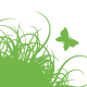 Green grass heart - GraphicRiver Item for Sale