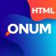 Onum - SEO & Marketing HTML5 Template - ThemeForest Item for Sale