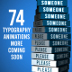 Kinetic Typography Trending Posters - VideoHive Item for Sale