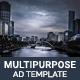 Multipurpose Banner (MU004) - CodeCanyon Item for Sale