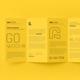 DL Four Fold Brochure Mockup - GraphicRiver Item for Sale