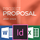 36 Page Full Proposal A4 / US Letter - GraphicRiver Item for Sale