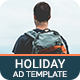Tour & Travel | Holiday Travel Banner (TT008) - CodeCanyon Item for Sale