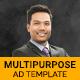 Multipurpose Banner (MU005) - CodeCanyon Item for Sale