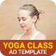 Health & Fitness | Yoga Classes Banner (HF004) - CodeCanyon Item for Sale