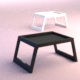 Tray table klipsk Ikea - 3DOcean Item for Sale