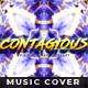 Contagious - Music Album Cover Artwork - GraphicRiver Item for Sale