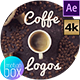 Coffee Logo Pack - VideoHive Item for Sale