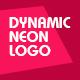 Dynamic Neon Logo - VideoHive Item for Sale