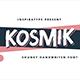 Kosmik - GraphicRiver Item for Sale