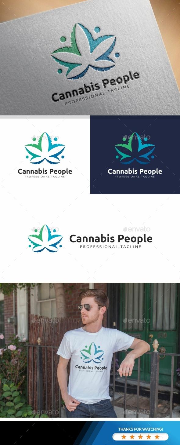 Cannabis People Community Logo