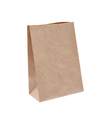 recycle brown paper bag isolated - PhotoDune Item for Sale