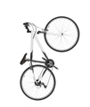 a white mountain bike isolated - PhotoDune Item for Sale
