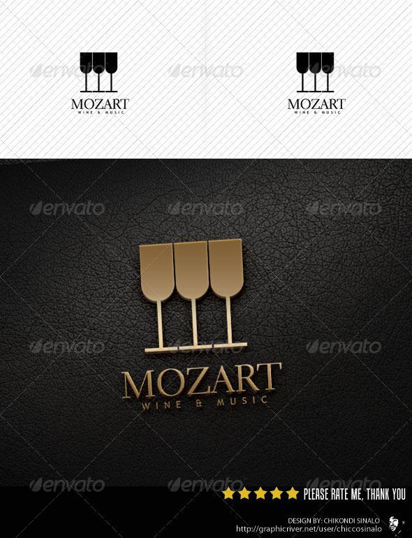 Mozart Logo Template