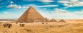 Giza in the desert - PhotoDune Item for Sale