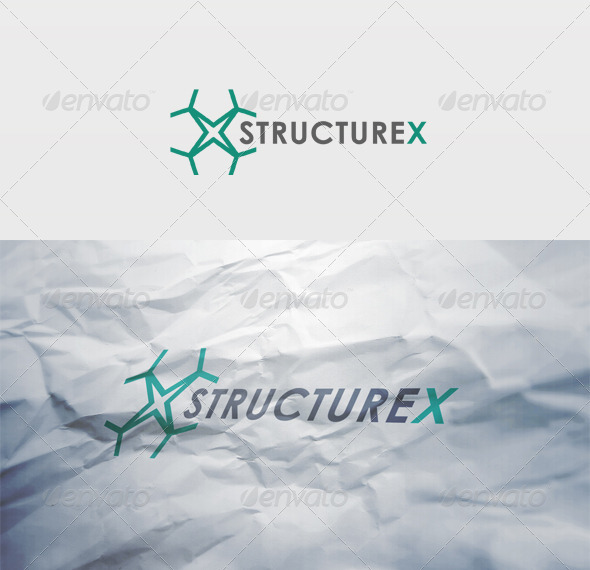 Structurex Logo