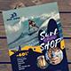 Surf Shop Flyer - GraphicRiver Item for Sale