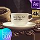 Coffe Short Promo - VideoHive Item for Sale