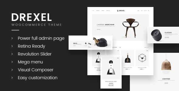 Review: Drexel - WooCommerce Responsive Furniture Theme free download Review: Drexel - WooCommerce Responsive Furniture Theme nulled Review: Drexel - WooCommerce Responsive Furniture Theme