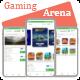 Gaming Arena - gaming fantasy tournament app (MPL clone)