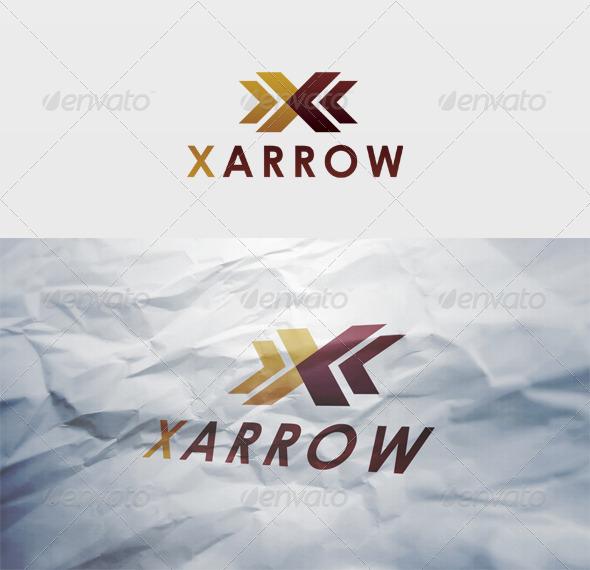 X Arrow Logo