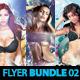 Deluxe Party Flyer Bundle Vol. 2 - GraphicRiver Item for Sale