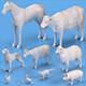Farm Animals - 3DOcean Item for Sale