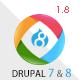 Progressive — Multipurpose Responsive Drupal 7, 8 & 9 Theme - ThemeForest Item for Sale