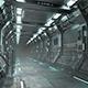Sci-Fi Modular Corridor - Low Poly - 3DOcean Item for Sale