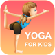 Android Daily Yoga For Kids - Kids Yoga Workout Plan (fitness app)