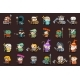 Fantasy RPG Game Heroes Villains Minions Character - GraphicRiver Item for Sale